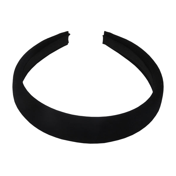 Buy-Hair Accessories Plain - Padded Alicebands-Black-Online-in South Africa-on Zalemart