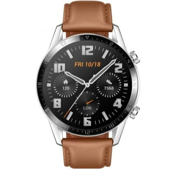 Buy-Huawei GT 2 Classic Smart Watch 46mm - Pebble Brown-Online-in South Africa-on Zalemart