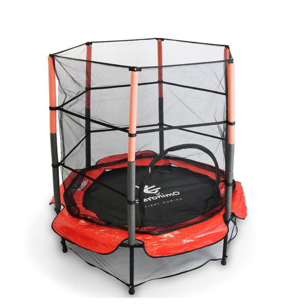 Buy-Jeronimo - Aldo Trampoline - 4.5ft-Online-in South Africa-on Zalemart