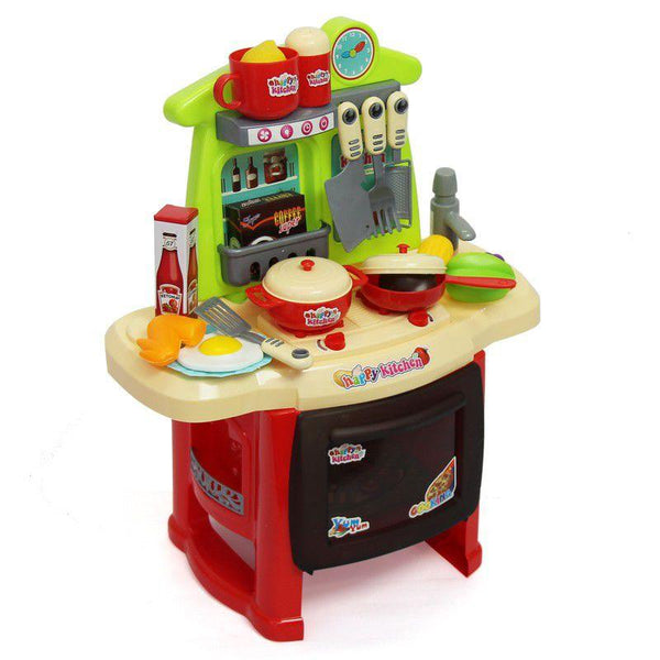 Buy-Jeronimo - Cooking Play set - Green/Red-Online-in South Africa-on Zalemart
