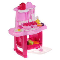 Buy-Jeronimo - Cooking Playset - Pink/White-Online-in South Africa-on Zalemart