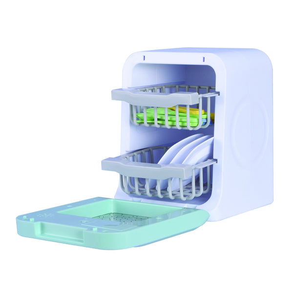 Buy-Jeronimo - Kids Play Dishwasher Turquoise-Online-in South Africa-on Zalemart