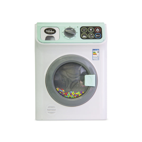 Buy-Jeronimo - Kids Play Washing Machine Turquoise-Online-in South Africa-on Zalemart