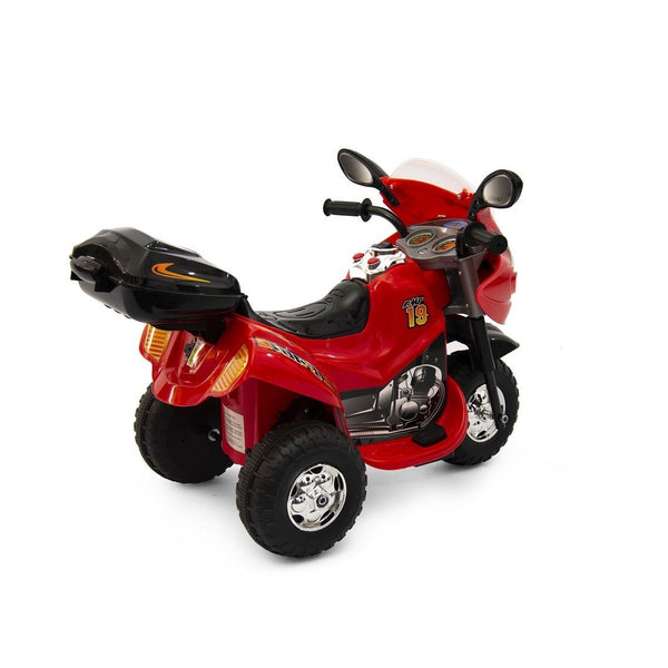 Buy-Jeronimo SUPER Bike - Red-Online-in South Africa-on Zalemart