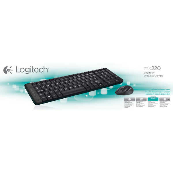 Buy-Logitech MK220 Wireless Desktop Set (Keyboard + Mouse)-Online-in South Africa-on Zalemart