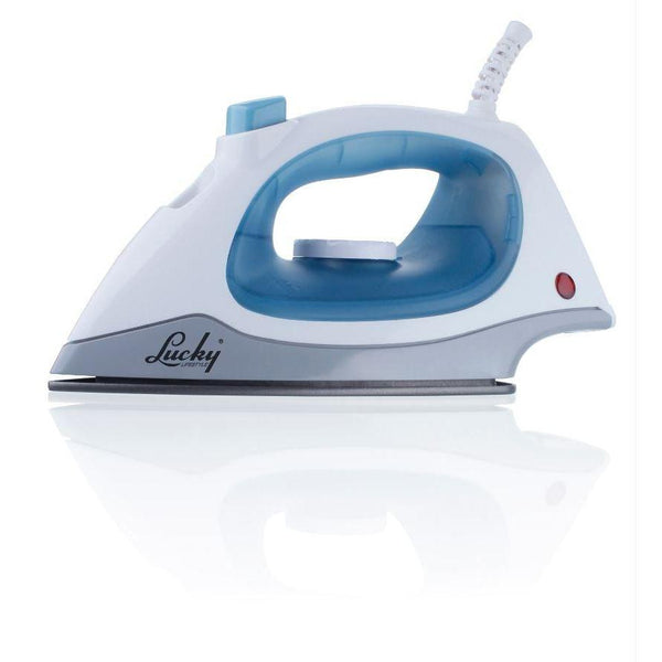Buy-Lucky Iron Steam / Dry Non-Stick Blue 130ml 1200W-Online-in South Africa-on Zalemart