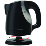 "Buy-Mellerware Kettle 360 Degree Cordless Plastic Black 0.9L 1300W ""Piccolo""-Online-in South Africa-on Zalemart"