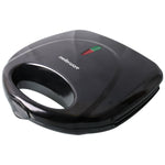 "Buy-Mellerware Sandwich Maker 2 Slice Plastic Black Plate 750W ""Mercury""-Online-in South Africa-on Zalemart"