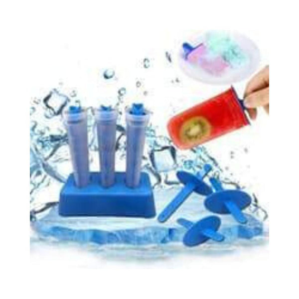 Mighty Freeze Ice Pop Maker - Zalemart