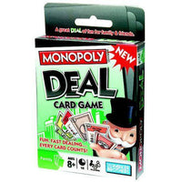 Monopoly Deal Card Game - Zalemart