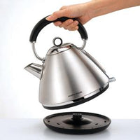 "Buy-Morphy Richards Kettle 360 Degree Cordless Stainless Steel 1.5L 2200W ""Accents""-Online-in South Africa-on Zalemart"