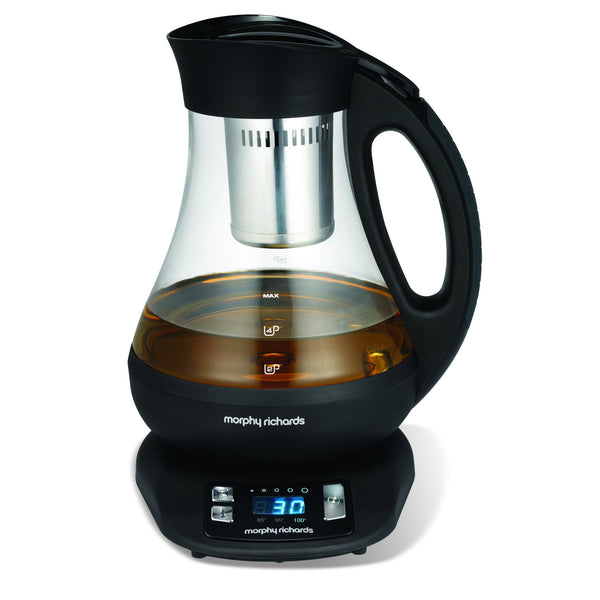 Buy-Morphy Richards Tea Maker 360 Degree Cordless Glass 1L 2400W-Online-in South Africa-on Zalemart