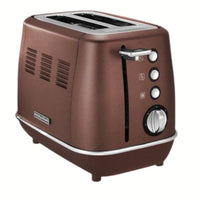 "Buy-Morphy Richards Toaster 2 Slice Stainless Steel Bronze 900W ""Evoke""-Online-in South Africa-on Zalemart"