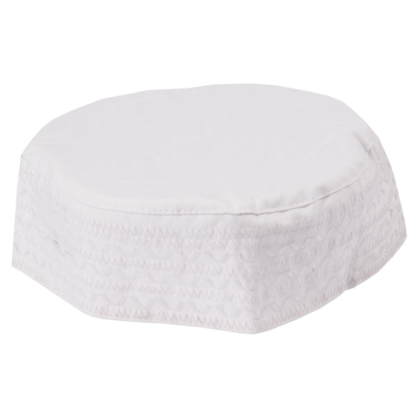 Buy-Mosque Hat - White-XS-Online-in South Africa-on Zalemart
