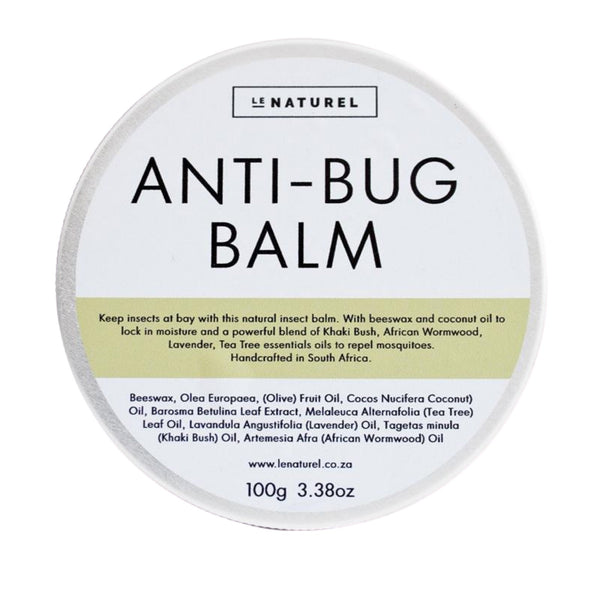 Natural Anti-Bug Balm (100g)