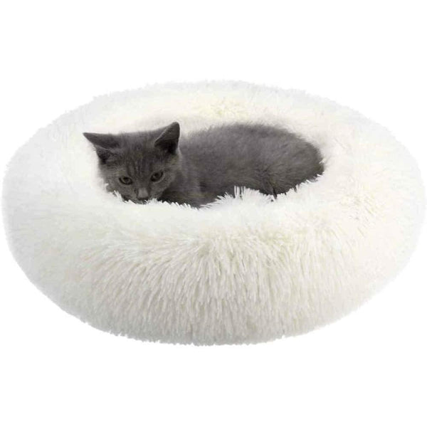 Buy-Plush pet bed 70cm - White-Online-in South Africa-on Zalemart