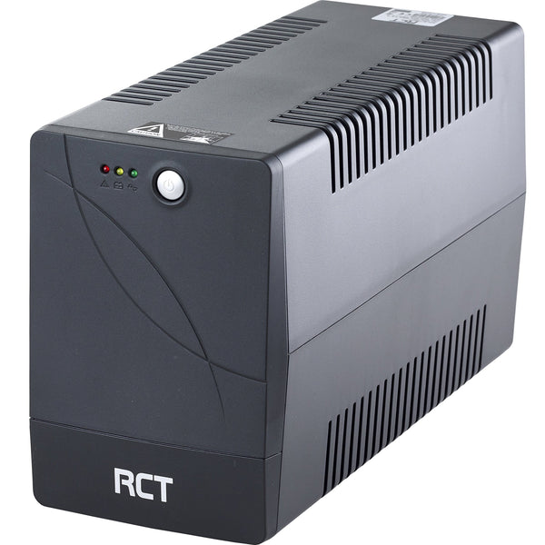 Buy-RCT 3000VAS Line Interactive UPS | 3000VA/1800W 2 x SA PLUGS-Online-in South Africa-on Zalemart