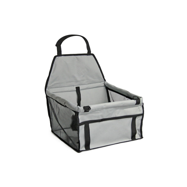 Buy-Rex - Pet Car seat Booster - grey-Online-in South Africa-on Zalemart