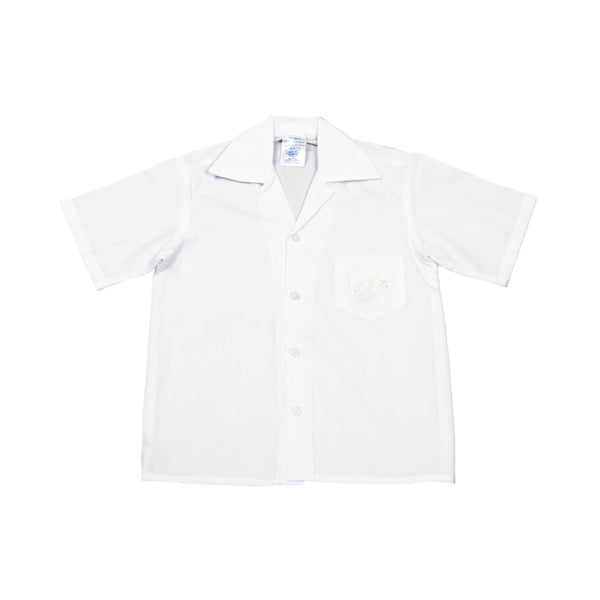 Buy-Short Sleeve Plain Emb Shirt - Al-Falaah-Age 5-Online-in South Africa-on Zalemart