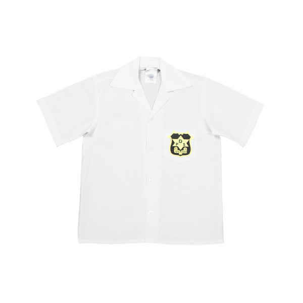Buy-Short Sleeve Plain Emb Shirt - Durban Primary-Age 6-Online-in South Africa-on Zalemart