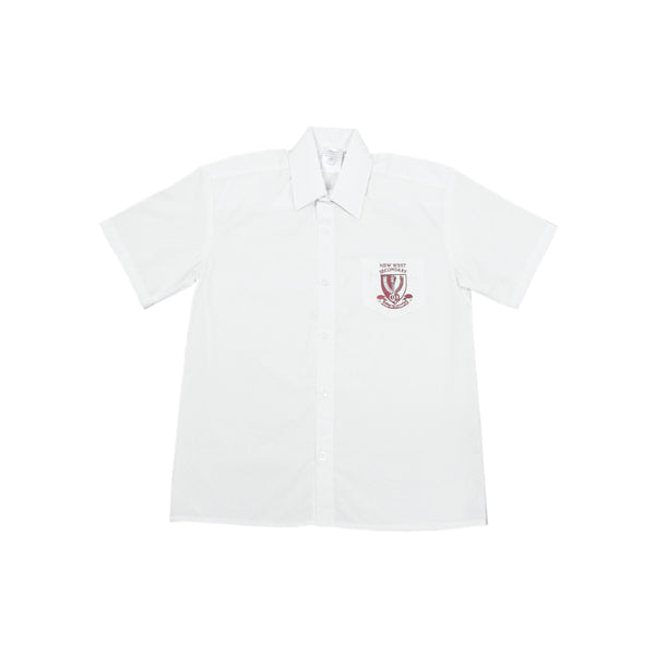 Buy-Shortsleeve Emb Shirt - New West-Age 10-Online-in South Africa-on Zalemart