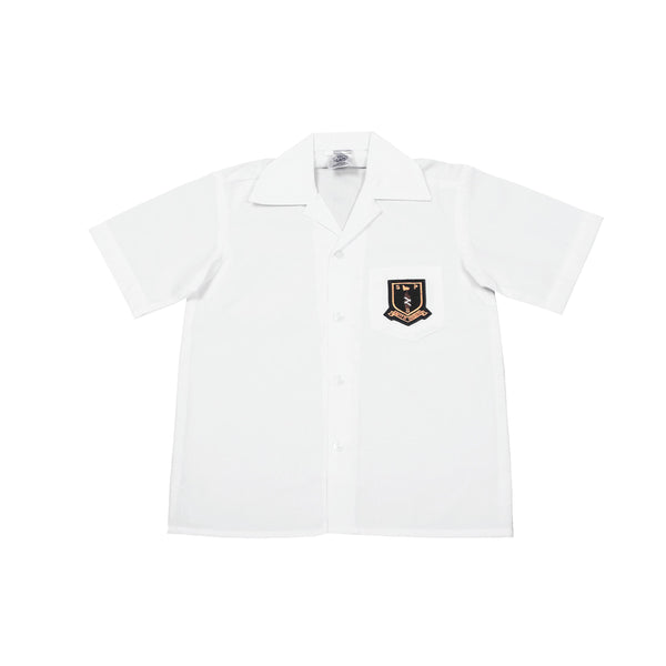 Buy-Shortsleeve Plain Emb Shirt - Sarnia-Age 6-Online-in South Africa-on Zalemart