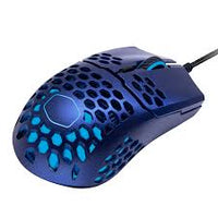 Cooler Master MM711 RGB Blue Steel Ultra Light 53g Gaming Mouse