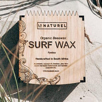 Natural & Reef Safe Surf Wax