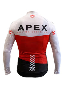 PH MILNES PRO LONG SLEEVE AERO JERSEY