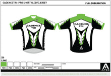 Load image into Gallery viewer, CADENCE TRI PRO SHORT SLEEVE JERSEY