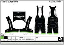 Load image into Gallery viewer, CADENCE ELITE BIB SHORTS