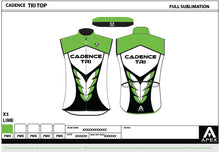 Load image into Gallery viewer, CADENCE TRI GILET