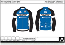 Load image into Gallery viewer, PH MILNES PRO LONG SLEEVE AERO JERSEY