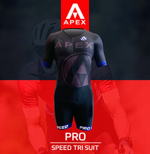 NORTHANTS TRI PRO SPEED TRI SUIT - WHITE