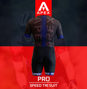 NEW2TRI PRO SPEED TRI SUIT - Black