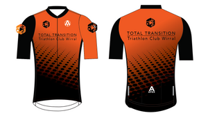 total transition tri PRO SHORT SLEEVE JERSEY