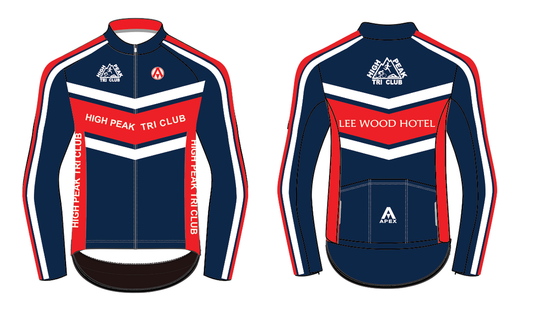 HIGH PEAK PRO LONG SLEEVE AERO JERSEY