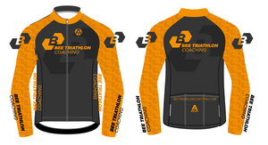 BEE TRI COACHING GAVIA LONG SLEEVE JACKET
