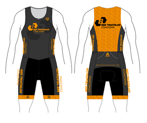 BEE TRI COACHING TEAM TRI SUIT