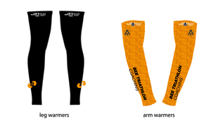 BEE TRI COACHING WARMERS