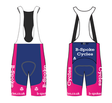 Load image into Gallery viewer, BSPOKE TEAM BIB SHORTS