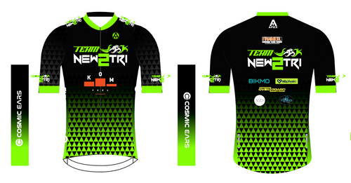 NEW2TRI PRO SHORT SLEEVE JERSEY