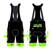 Load image into Gallery viewer, NEW2TRI TEAM BIB SHORTS (inc kids)