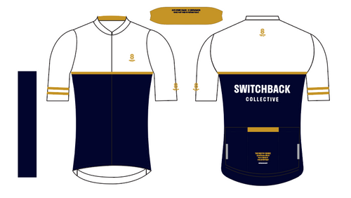 SWITCHBACK COLLECTIVE PRO SHORT SLEEVE JERSEY