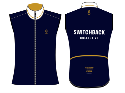 SWITCHBACK COLLECTIVE PRO GILET