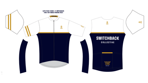 SWITCHBACK COLLECTIVE TEAM SS JERSEY