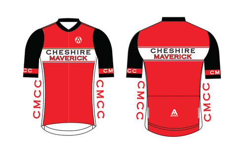 CHESHIRE MAVERICKS PRO SHORT SLEEVE JERSEY