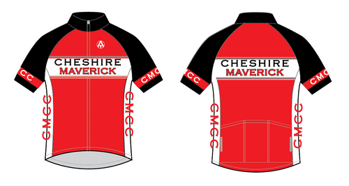 CHESHIRE MAVERICKS ELITE SS JERSEY