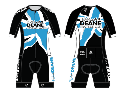 TEAM DEANE ENDURANCE RACE SPEED TRI SUIT