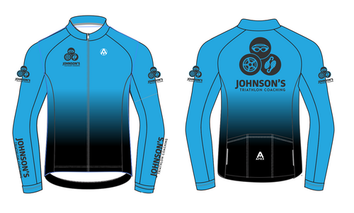 JOHNSONS COACHING PRO LONG SLEEVE AERO JERSEY